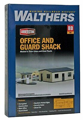Walthers Cornerstone Office And Guard Shack • 32.38€