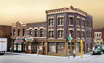 Walthers Cornerstone HO Scale Model  Merchants Row V • 72.68€