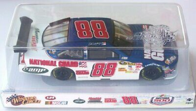 2009 Dale Earnhardt Jr 88 National Guard Blue White Chevy Impala SS 124 Scale... • 54.97€