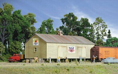 Walthers Cornerstone Series Kit HO Scale CoOp Storage Shed • 54.69€