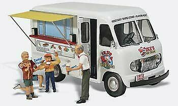 Woodland Scenics Ikes Ice Cream Truck N Scale WOOAS5338 • 40.38€