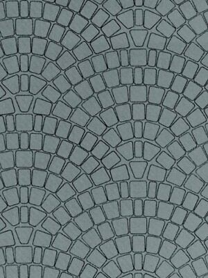 HO Scale Stone Pattern Embossed Paper  Design Pavement • 57.25€