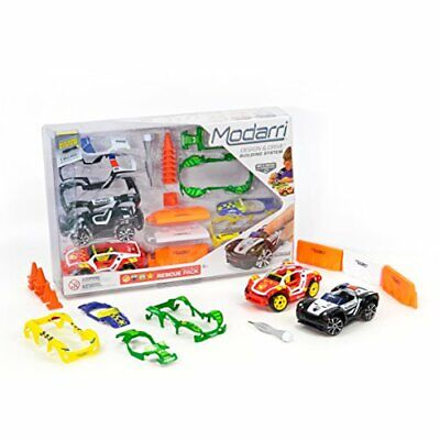 Modarri Rescue Vehicle Building Toys  Ultimate Toy Car Building Kit  STEM Toy... • 75.95€