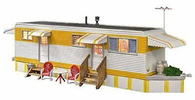 Woodland Scenics WOOBR5863 O BuiltUp Sunny Days Trailer • 107.93€