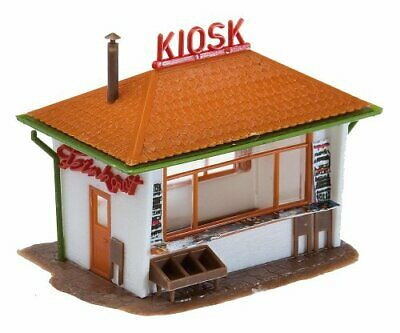 Faller 120135 2 Stands Kiosks HO Scale Building Kit, Small • 44.67€