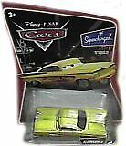Yellow (gold) Ramone Disney Cars Movie 1:55 Scale Supercharged Edition Mattel • 21.19€
