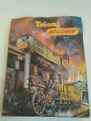 Vintage Triang Model Railway Model Catalogue 11th Edition • 16.63€