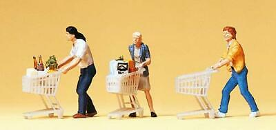 People W/Grocery Carts 3/ • 41.82€