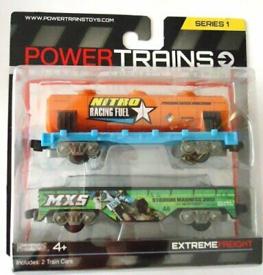 Power Trains 2 Pack - Extreme Freight • 50.77€