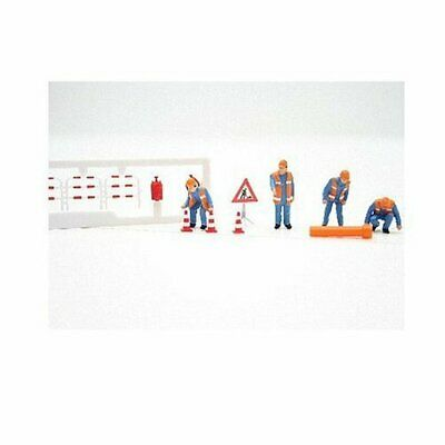 City Workers W/Accssrs 4/ • 47.83€