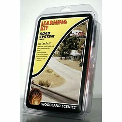 Woodland Scenics Road System Learning Kit • 35.60€