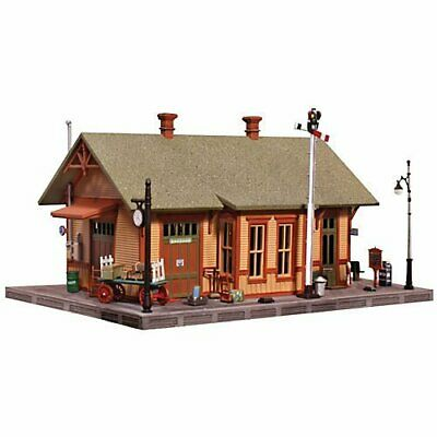 Woodland Station N Scale Kit • 39.20€