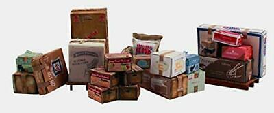 Woodland Scenics Scenic Accents Miscellaneous Packaged Freight (Boxes Crates ... • 34.57€
