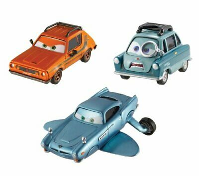 Cars 2 Collector Submariner, Professor Z, And Grem Vehicle 3-Pack • 101.41€