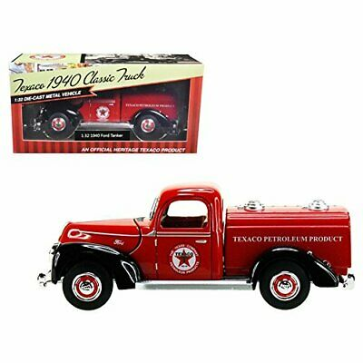 Beyond The Infinity 0610 1940 Ford Tanker Texaco Red 1/32 Diecast Model Car B... • 37.65€
