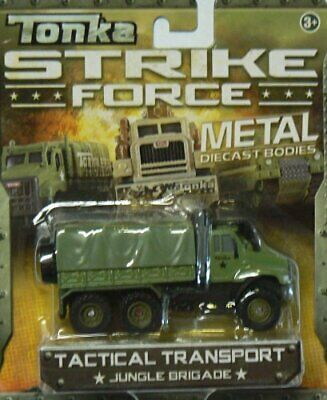 Tonka Strike Force Jungle Brigade Tactical Transport • 73.26€