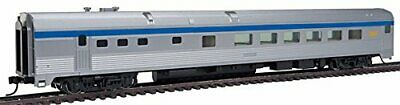 Walthers-85 Budd Diner - Ready To Run -- Via Rail Canada (silver, Blue, Yellow) • 55.38€
