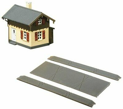 Faller 222169 Protected Level Crossing N Scale Building Kit • 160.50€