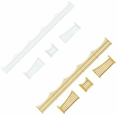Faller 180410 Garden Fence With Gate Scenery And Accessories • 24.07€