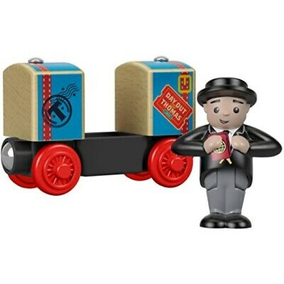 Fisher-Price Thomas & Friends Wood, Day Out With Thomas Car • 22.61€