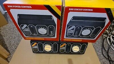 Hornby R900 Power Control & R902 Circuit Control Very Good Condition Boxed • 46.04€