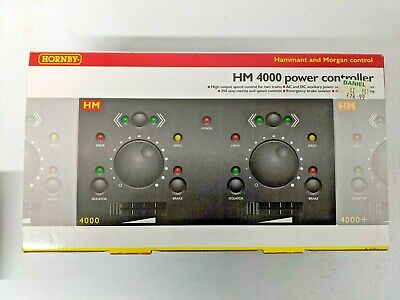 Hornby R8081 HM4000 Hammant And Morgan Power Controller • 23.58€