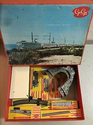 Coffret Train Electrique Gege Aquilon  Vintage 1960 Ho Locomotive Sncf Officiel • 200€