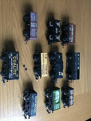 Dapol - Mainline - Lima - Hornby - Wagons - 10 In Total  • 22.59€