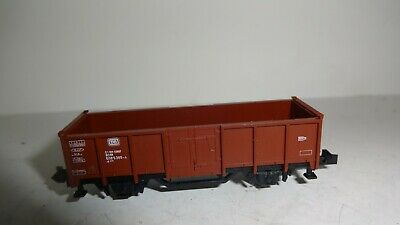 N Gauge Minitrix Stake Wagon Mint Boxed • 11.55€