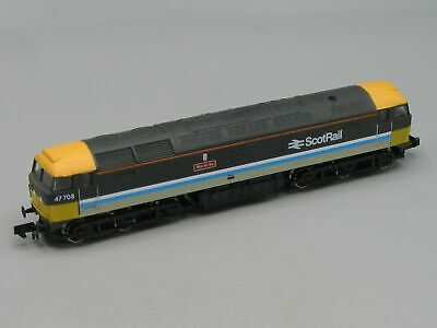 Motrice Diesel 47708 ScotRail Waverley - Graham Farish • 154€
