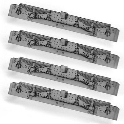 Replacement Sideframe For Hornby Dublo EMU Motor Coach - Set Of 4 • 45.32€