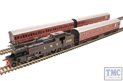 R3397 Hornby OO Gauge LMS Suburban Passenger Train Pack - Limited Edition • 181.68€