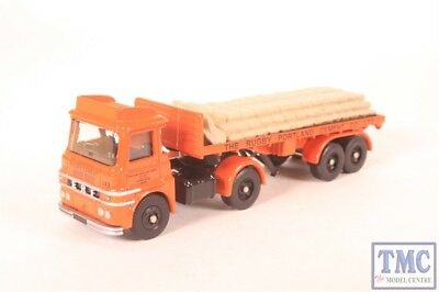 Trackside DG186013 LV Flatbed & Load Rugby Cement • 23.26€