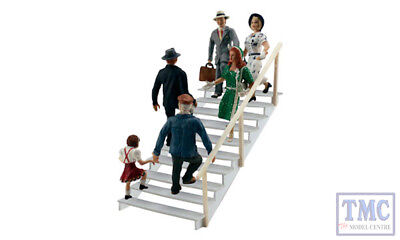 A1954 Woodland Scenics OO Gauge Taking The Stairs • 15.28€