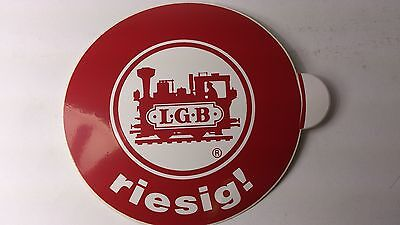 * Original LGB 8.5 Cm Diameter Window Sticker 07 - Riesig ! • 1.85€