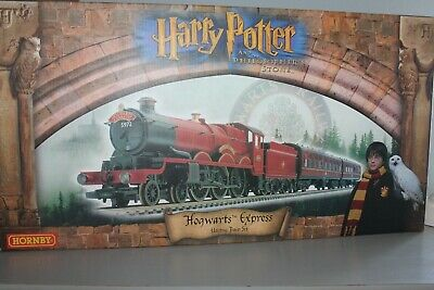 Hornby * Hogwarts Express * Electric Train Set * Harry Potter * Ovp • 349€