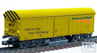GM2420101 Gaugemaster N Gauge Network Rail Track Cleaning Wagon • 38.17€