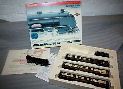Vintage Hornby OO 'Kentish Belle' Limited Edition Train Pack, Boxed, R2079 • 134.05€