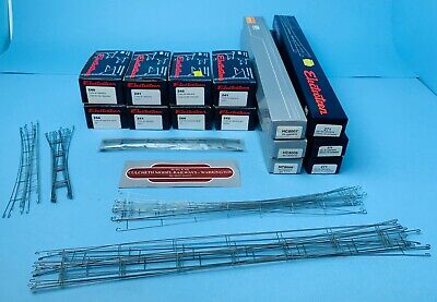 Electrotren 'ho' Gauge Large Lot Of Catenary Masts & Wires !  • 248.05€