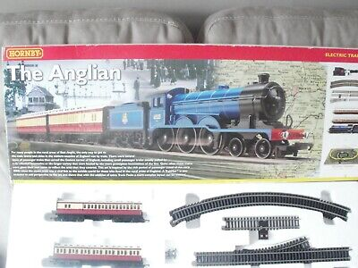 Hornby R1089 The Anglian Electric Train Set • 111.72€
