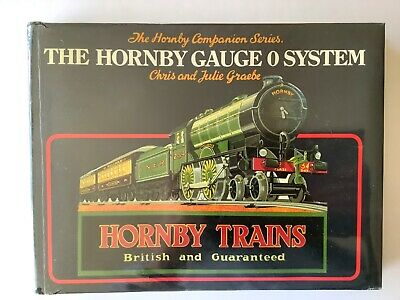 The HORNBY Trains Gauge O Systèm En Langue Anglaise 1984  • 48€