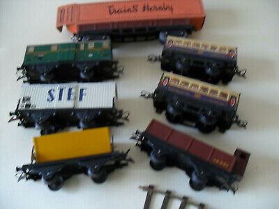 Wagons (sept) Hornby Meccano H0 • 28€