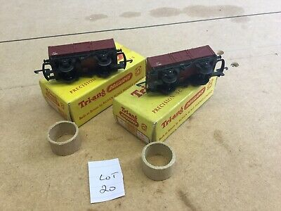Triang TT Excellent Lot 20 T.178 X2 Open Truck With Oil Drum Load Boxed • 13.50€