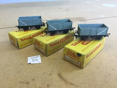 Triang TT Excellent Lot 22 T.70 Mineral Truck X3 Boxed • 18€