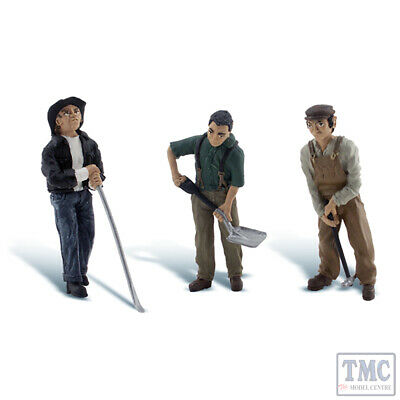 A2562 Woodland Scenics G Rail Workers • 30.49€