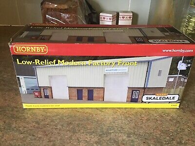 Hornby Skaledale R9662 Low Relief Modern Factory Front • 22.10€