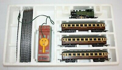 Vintage Lima OO/HO GWR Train Set, 10 4508A W, Complete With Original Box • 44.47€