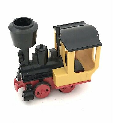 Vintage Lehmann Gnomy #990 Stainzi 2 Friction Drive Toy Steam Train • 20.25€