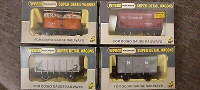 Wrenn Wagons, X4, Pre-owned, Stored Boxed, Excellent Condition  • 28.13€