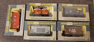 Wrenn Wagons, X5, Pre-owned, Stored Boxed, Good/excellent Condition  • 33.75€